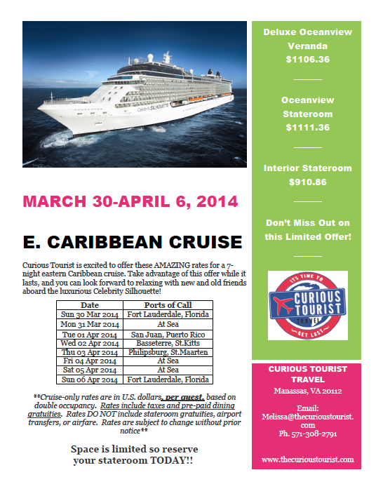 Cruise Flyer_CT Group